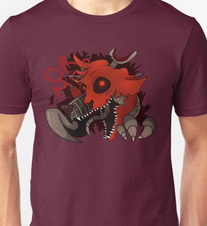 Nightmare Foxy Unisex T-Shirt