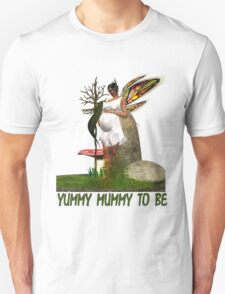 Yummy Mummy To Be - Pregnanty Fairy T Shirt T-Shirt