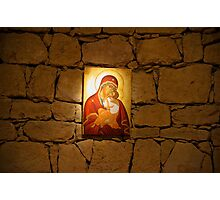 Mother Mary Wall Photographic Print