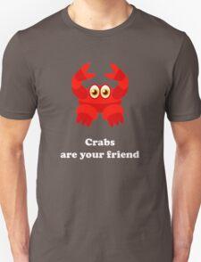 Crabs Unisex T-Shirt