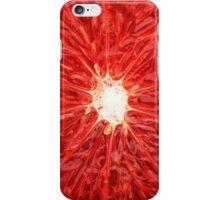 Grapefruit close-up iPhone Case/Skin