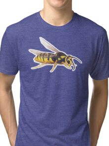 The Wasp Tri-blend T-Shirt