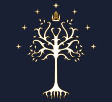 tree of gondor by fabio42