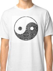 Perfect Balance 1 - Yin and Yang Stone Rock'd Art by Sharon Cummings Classic T-Shirt