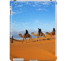 5 Camels iPad Case/Skin