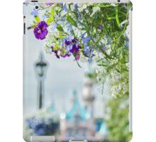 Springtime for Disneyland iPad Case/Skin
