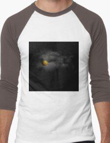 LeMoon Men's Baseball ¾ T-Shirt