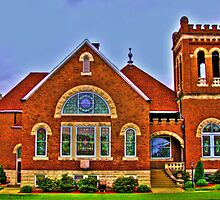 First Presbyterian Church by David Owens
