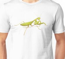 Praying Mantis Unisex T-Shirt