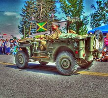 Jeep HDR by Toby Morrison