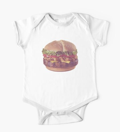 Only Healthy Food One Piece - Short Sleeve