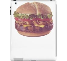 Only Healthy Food iPad Case/Skin