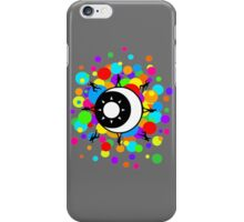 Planetary Party Bubble iPhone Case/Skin