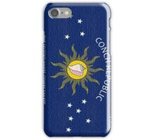 Flag Conch Republic iphone iPhone Case/Skin