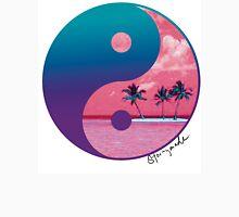 Tropical Yin Yang Unisex T-Shirt