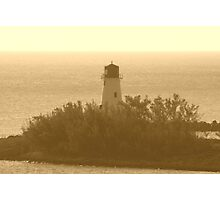 Nassau Lighthouse Photographic Print
