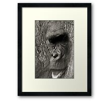 At One With Nature #1 Framed Print