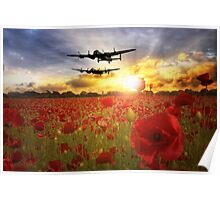 The Lancasters  Poster