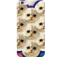 Cat Bubbles iPhone Case/Skin
