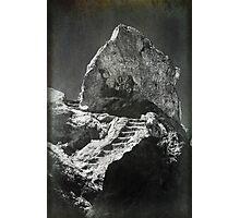 Indian Rock Photographic Print