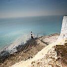 Beachy Head Lighthouse I by lallymac
