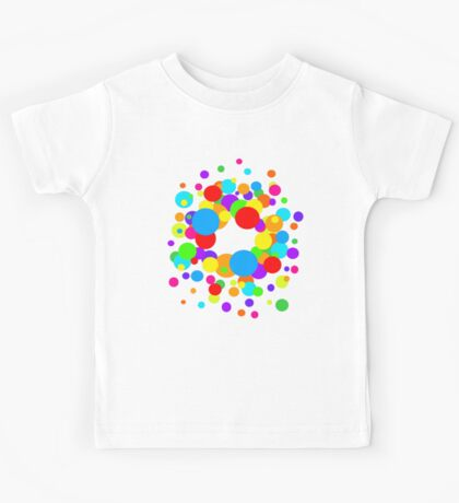 Party Bubble Kids Tee