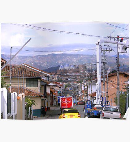 Cuenca Snapshot Poster