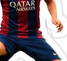 Iniesta Sticker