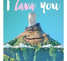 I Lava You by Katherine Anderson
