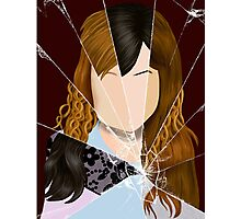 Carmilla - Broken Mirror Photographic Print