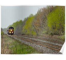 Long Train Runnin' Poster