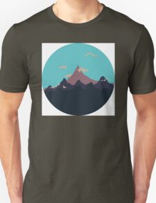 """""""The Mountains"""" T-Shirt"""