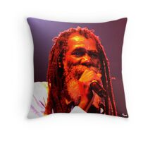 RAGGA MUFFINS 2010 Throw Pillow