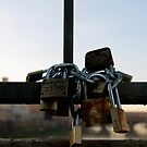 Locked together in Florence by Ninit K