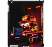 Mack from Cars iPad Case/Skin