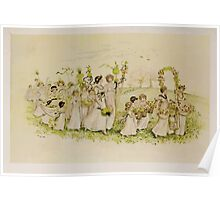 Kate Greenaway Collection 1905 0339 Happy Returns of the Day Poster