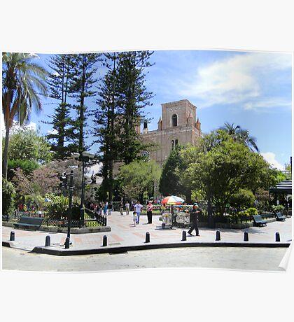 Cuenca Beauty II Poster