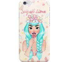 Sugar time! iPhone Case/Skin