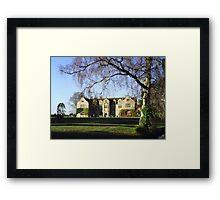 Wakehurst Place. Framed Print