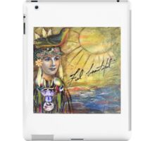 Feel Beautiful iPad Case/Skin
