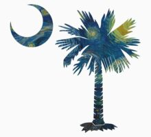 Starry Night Palmetto Moon by PalmettoTrading