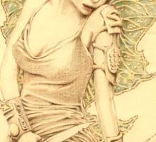 """""""Fairy Warrior"""" Sticker"""