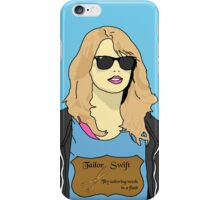 Taylor inception iPhone Case/Skin