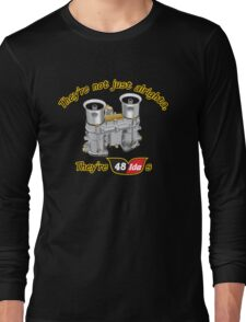 Fun with Carbs Long Sleeve T-Shirt