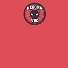 Nekoma VBC by mindhoneyisgood