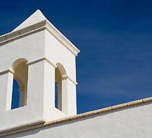 Belfry, Lanzarote by Mark Lancaster
