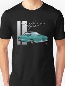 Ghia with a Black Hardtop T-Shirt