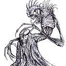Skeletonus Necros by Extreme-Fantasy