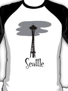 Seattle, Washington Travel T-Shirt