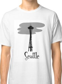 Seattle, Washington Travel Classic T-Shirt